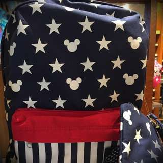 Open PO Japan backpack Disney