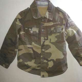 Camou Jacket