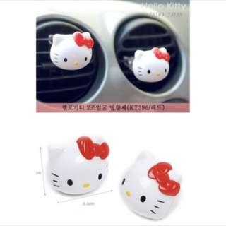 Hello Kitty Perfume car