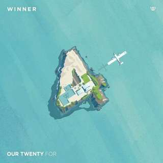 Winner Our twenty for album random ver