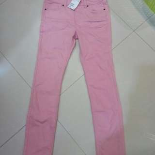 Pink Skinny Jeans H&M