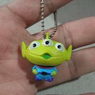 Disney Toy story alien keychain