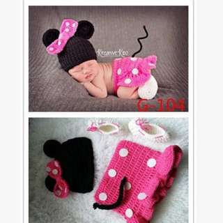 Brand new Minnie photoshoot attire