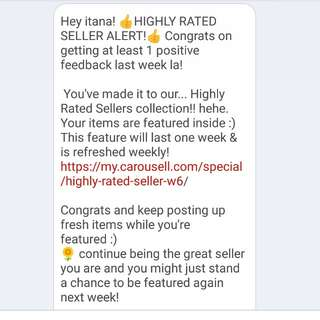 Highly rated seller yeay! Selling English novels and other stuffs