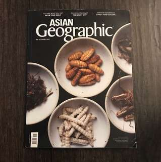 Asian Geographic Issue 5 / 2017