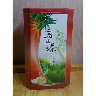 嚴選台灣高山茶 茶葉禮盒