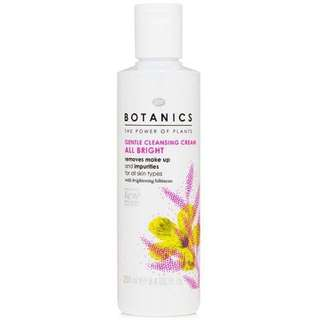 Boots Botanics All Bright Gentle Cleansing Cream 250ml