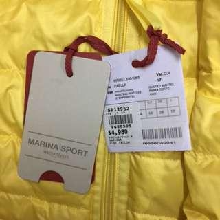 Max Mara - Marina Sport Yelllow Jacket 🧥