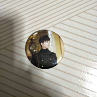 Karry Wong's Pin