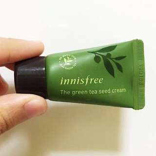 BN INNISFREE THE GREEN TEA SEED CREAM