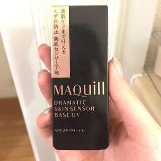 Maquill dramatic skin sensor base uv