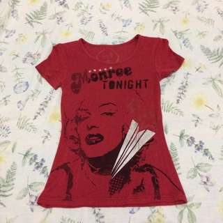 Freeway Monroe Shirt