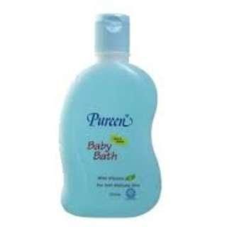 Pureen – Baby Bath 150ml