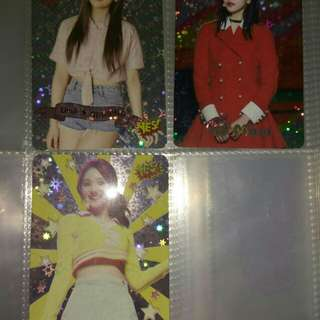 Twice gfriend yescard