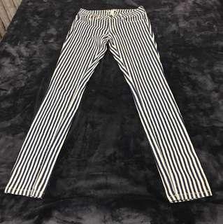 Striped Jeans VALENTINE'S DAY SALE <3
