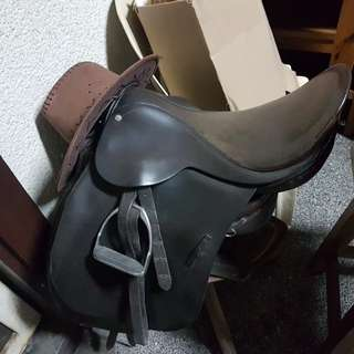 Saddles Can use fir horses