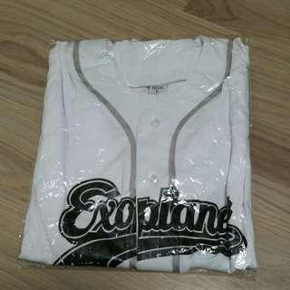 EXO 三巡世勳官方棒球衣