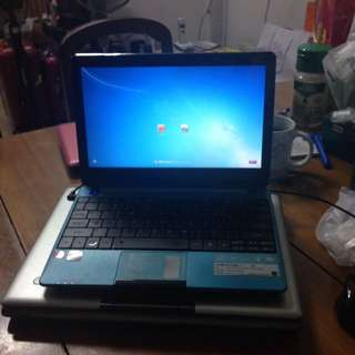 Acer Aspire One Netbook Dual Core