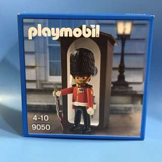 Playmobil 9050 Royal Guard with Guardhouse