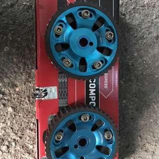 arospeed cam pulley