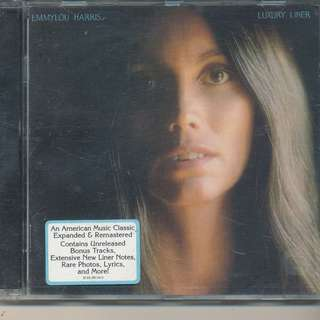 Emmylou Harris - Luxury Liner (AUDIO CD) MADE IN EU [y5]