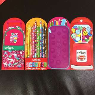 Smiggle red packet angpow 2018