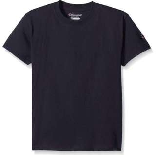 Champion Short Sleeve Jersey Tee(M only)