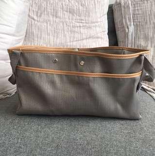 [Preloved] Made in Korea// Bag Organizer: Stylish Bag-In-Bag for Mums