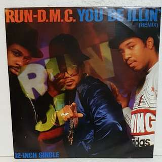 Run-D.M.C. - You Be Illin' Vinyl Record