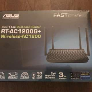 ASUS Rt-ac1200g RT Ac1200g Dual Band Router