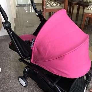 BabyZen Yoyo+ Newborn Nest - Pink