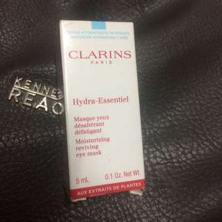 Clarins Moisturizing Reviving Eye Mask