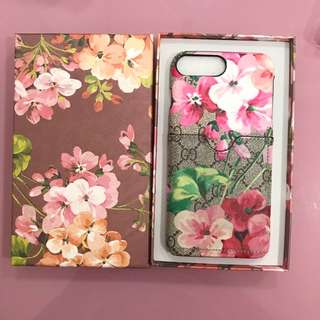 Gucci Insipired Floral iphone 7 plus case