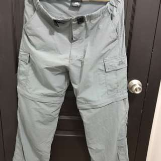 Montine convertible trekking and hiking pants
