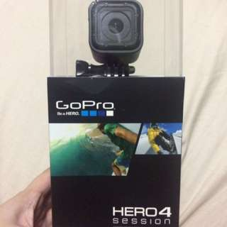 RUSH!!! GO PRO HERO 4 SESSION