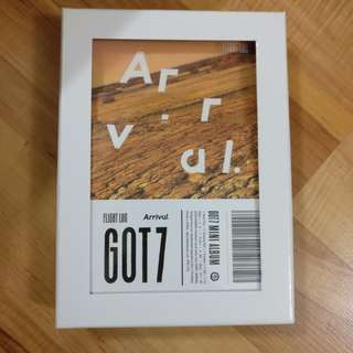 GOT7 Flight Log Arrival (Never Version)