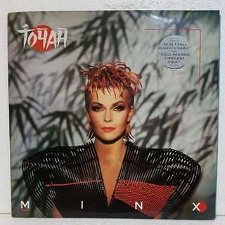 Toyah - Minx Vinyl Record