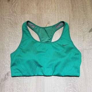 Authentic Nike Sports Bra (green)