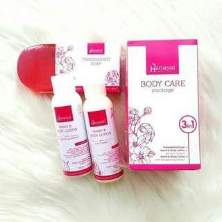 Hanasui Body Care