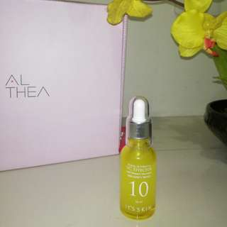 Power 10 Formula VC Effector with Vitamin C dericatives