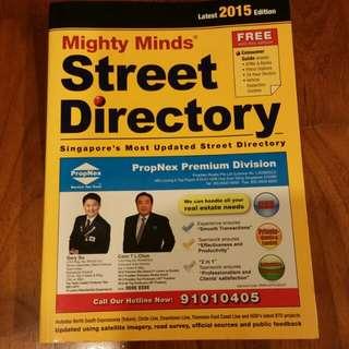 Street Directory 2015 (Singapore)