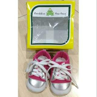 Shoes baby merk freddie n frog shoes
