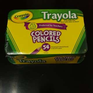 Crayola Trayola Colour Pencil