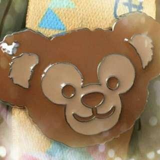 迪士尼徽章pin(Duffy,米奇)