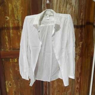 MNG Basics White Shirt