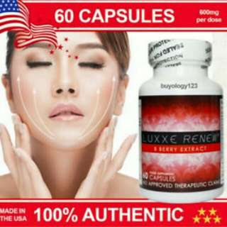 Authentic Luxxe Renew Anti-Aging + Glutha Soap