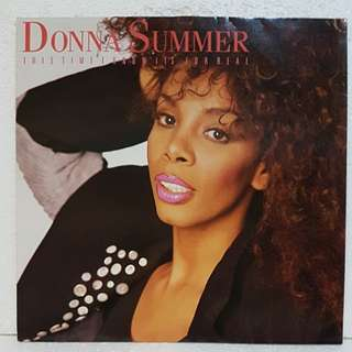 Donna Summer - This Time I Know It's For Real  Vinyl Record