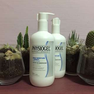Physiogel Daily Moisture Therapy Body Lotion for dry and sensitive skin 400ml