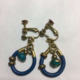 🚚 手工耳環