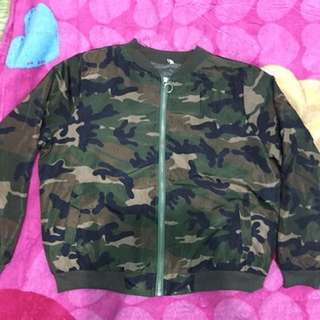 Boomber jacket Army